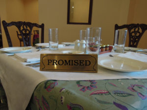 table promised