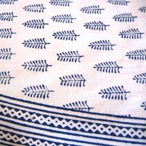 Rajasthan Circular Cotton Tablecloth